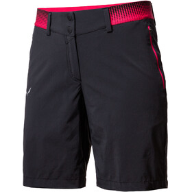 Salewa Pedroc Cargo 2 Durastretch Shorts Women Black Out